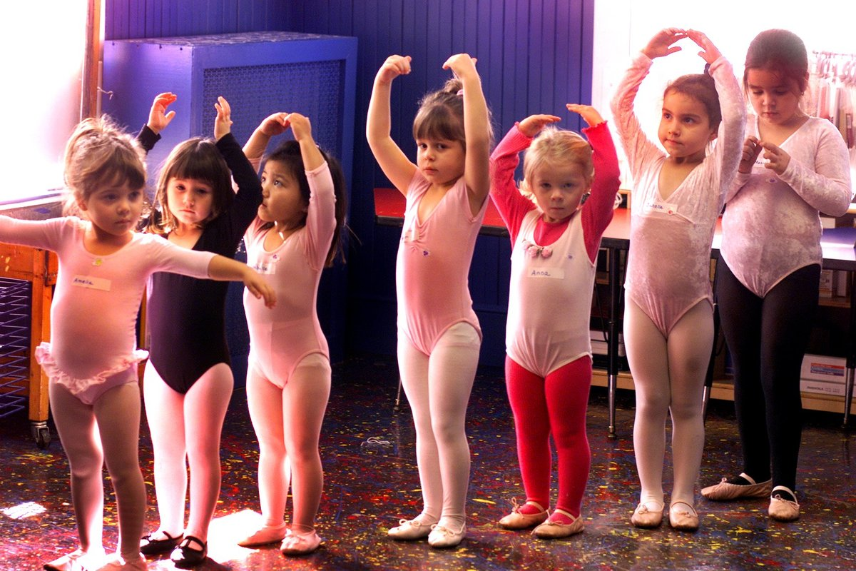 beginner ballet class Easton, MA