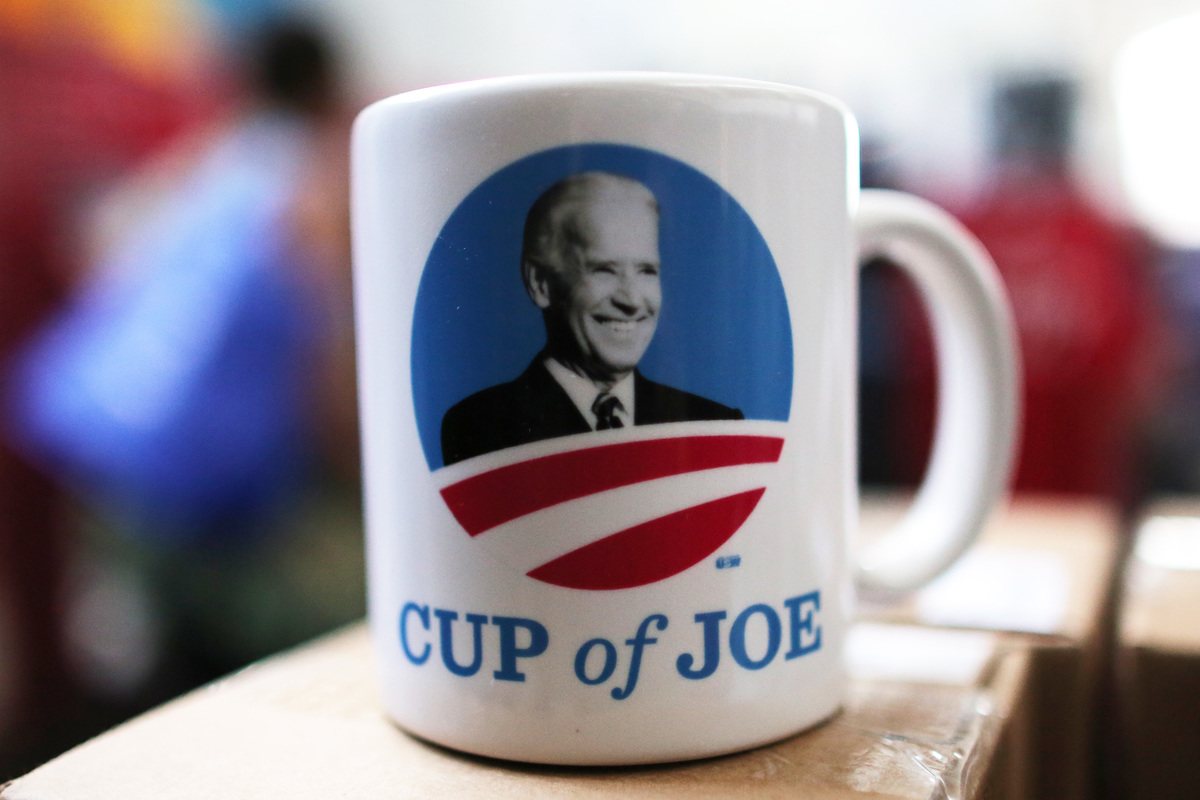 cup of joe (biden)