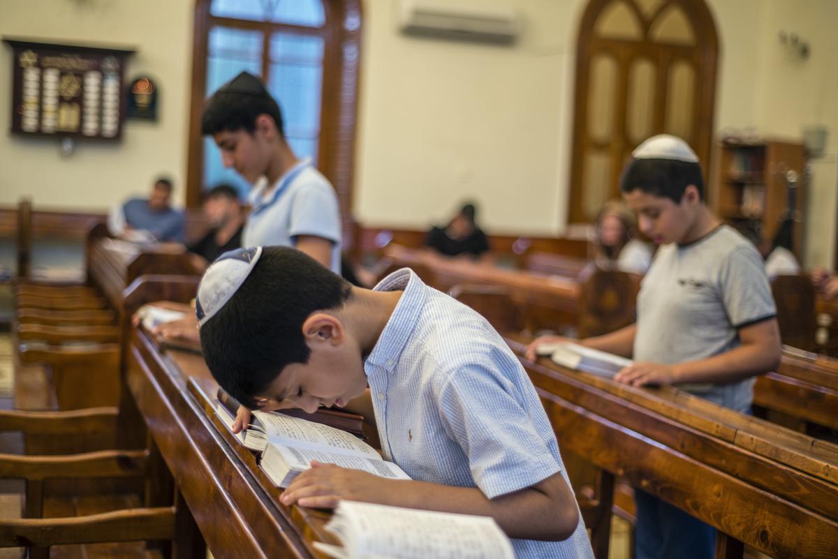 Synagogue in Azerbaijan September 2016