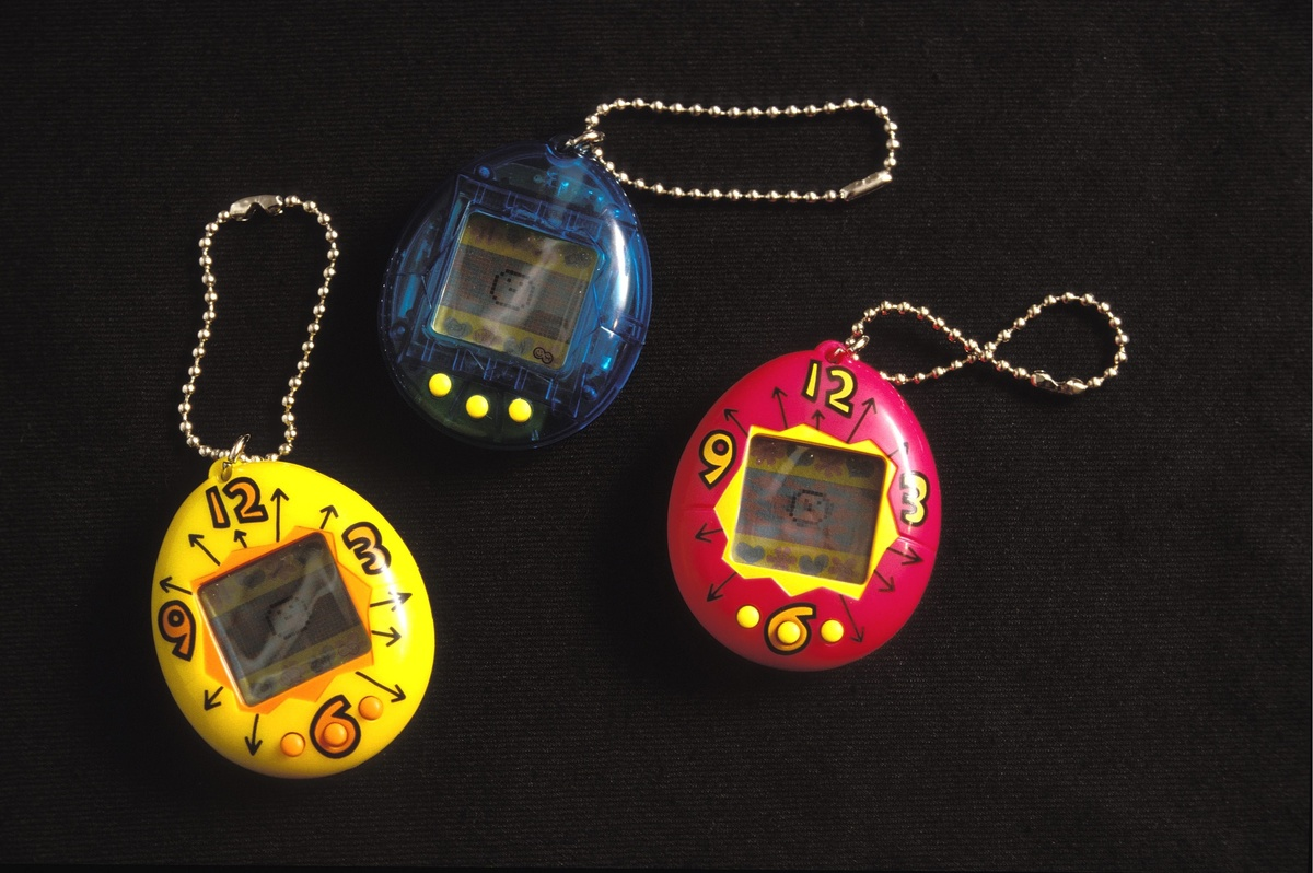 tamagotchis in 1997