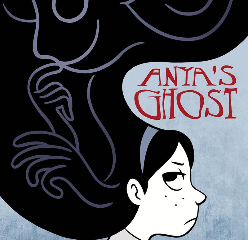 anyas-ghost-comic-book