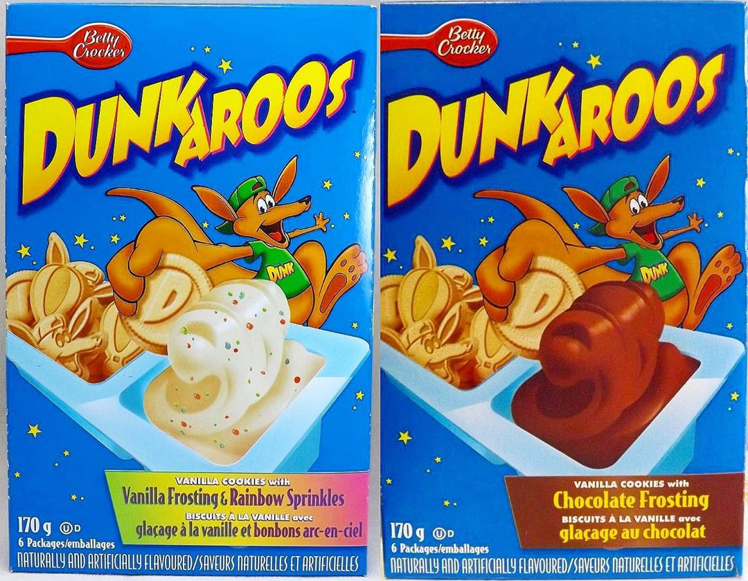dunkaroos betty crocker