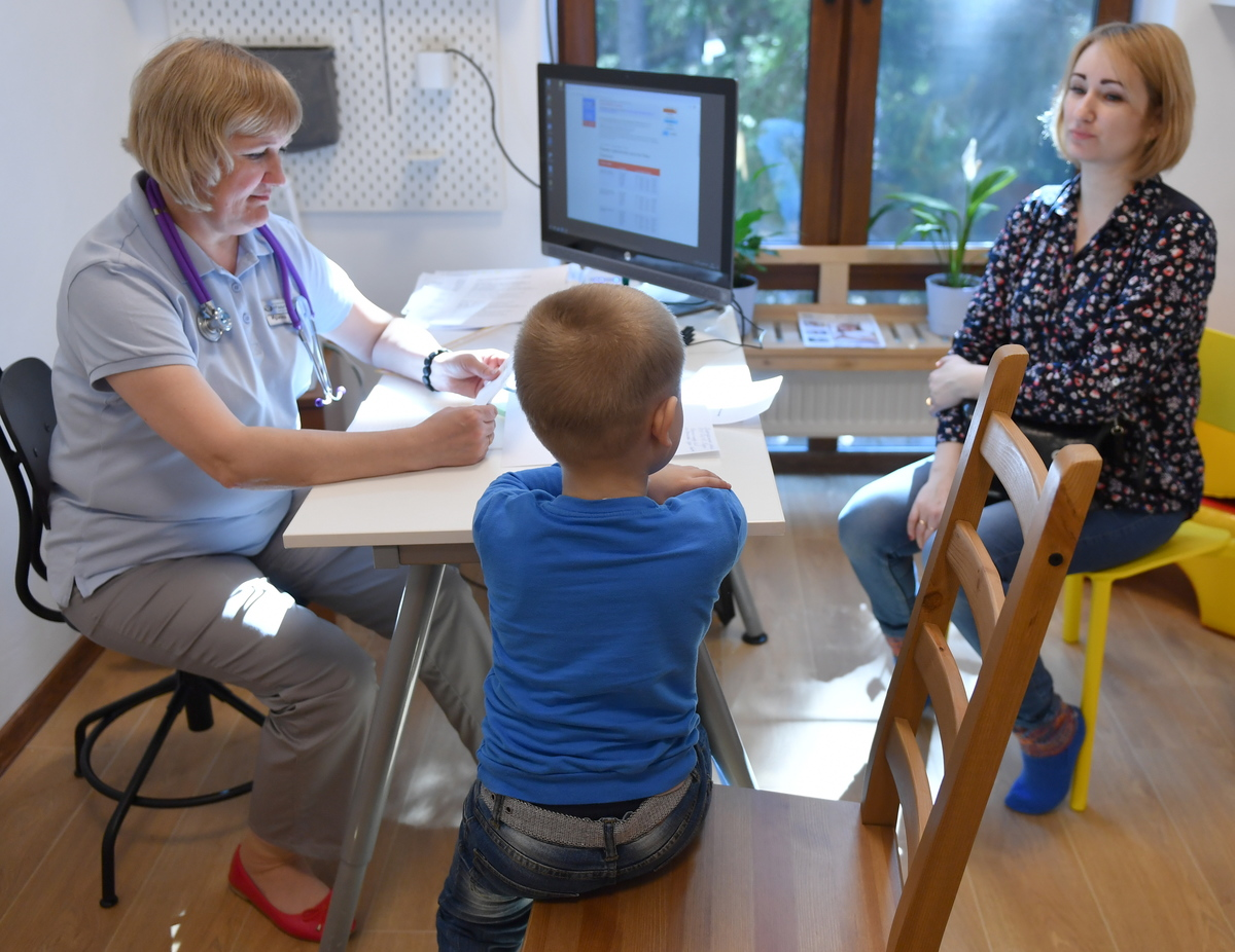 Dom Raduzhnogo Detstva children's hospice opens in Omsk Region, Russia