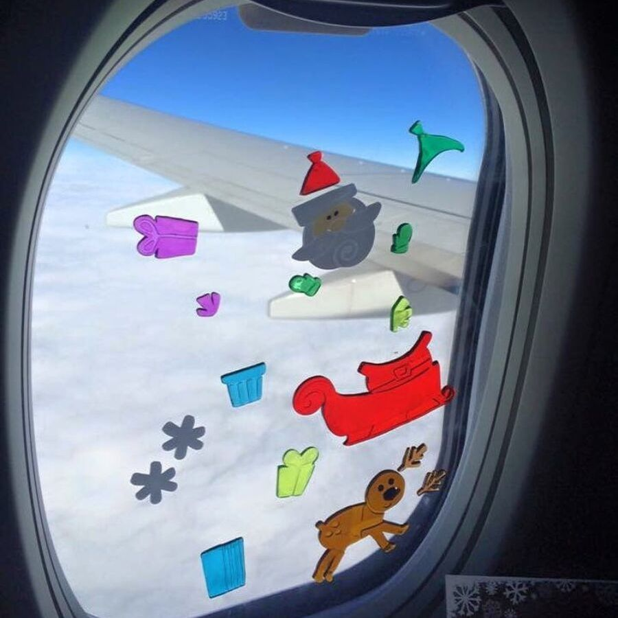 toys for kids on flights