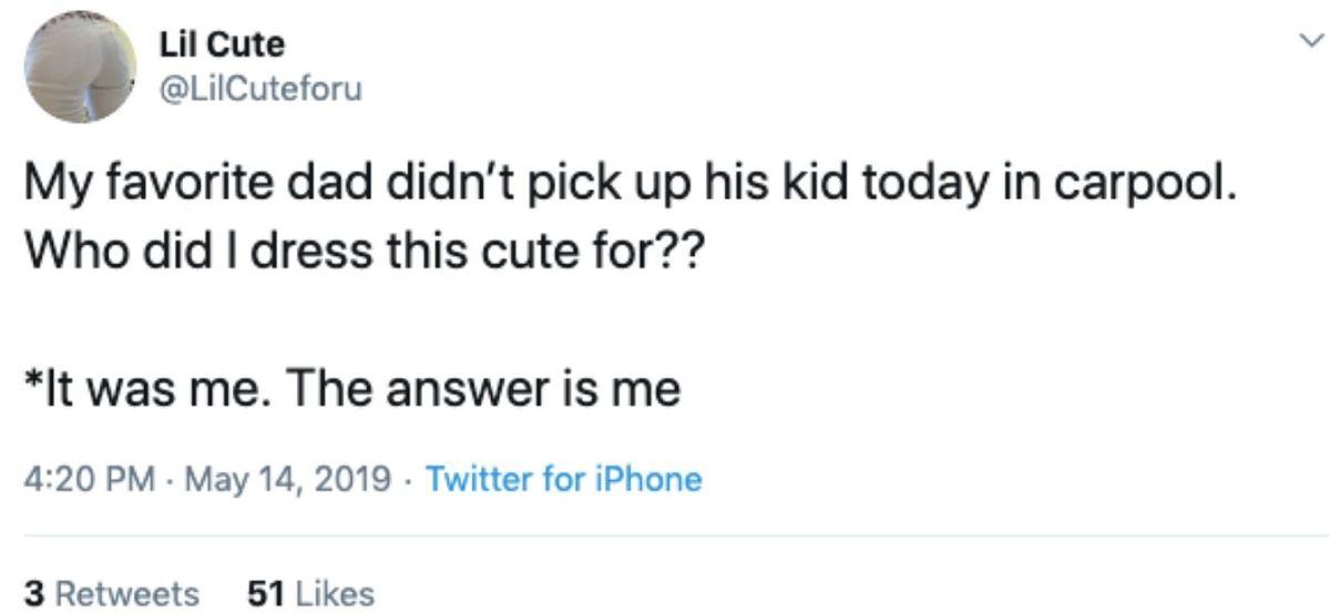 carpool tweet