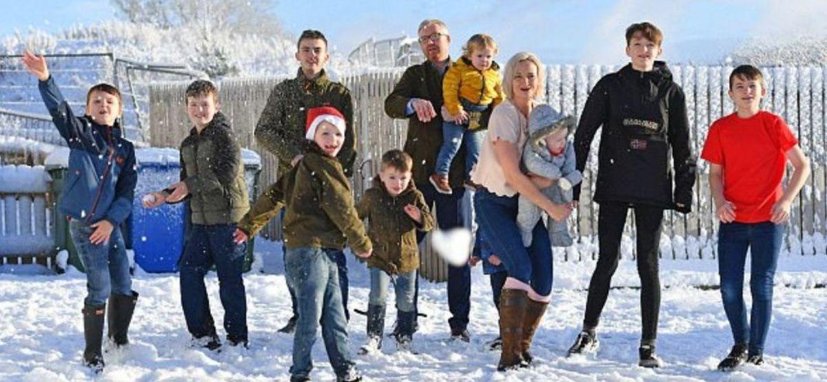 family snowball