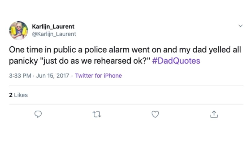 dads are too good tweet #8