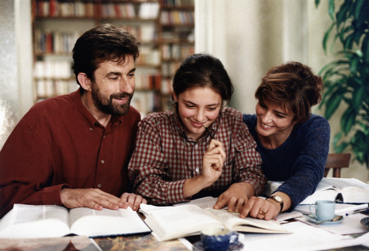 Jasmine Trinca, Nanni Moretti and Laura Morante in The Son's Room