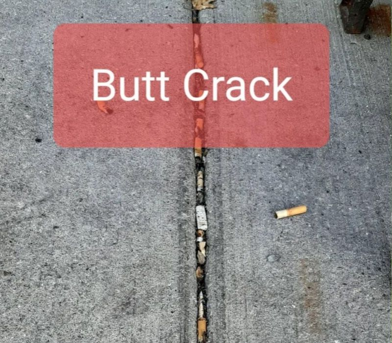 crack cigarette
