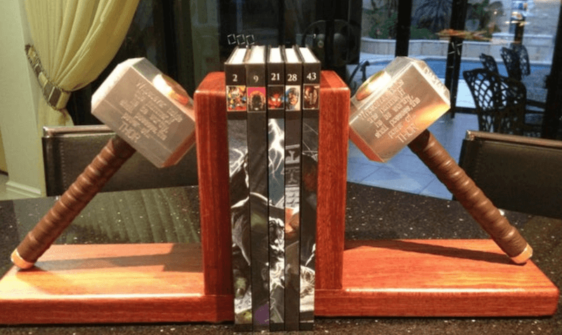 Thor-Bookends-62663-71003