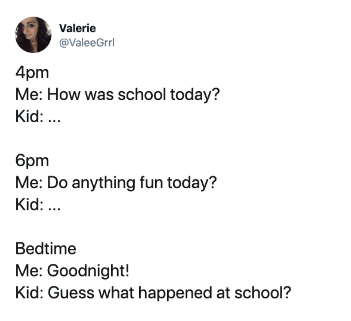 school and fun