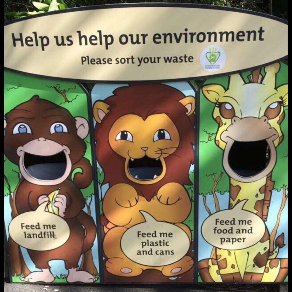 help the environment by littering