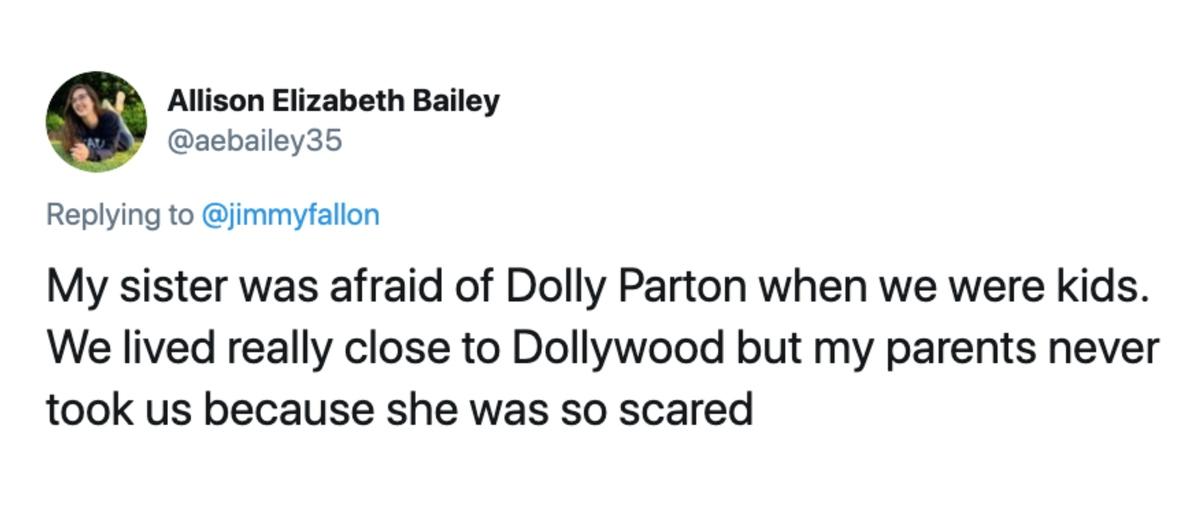 dolly parton dollywood fear