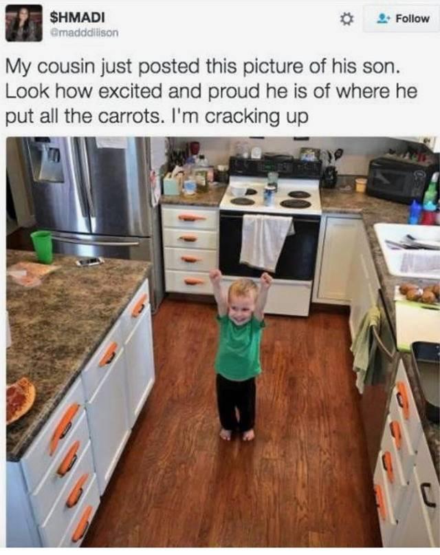 carrot kid