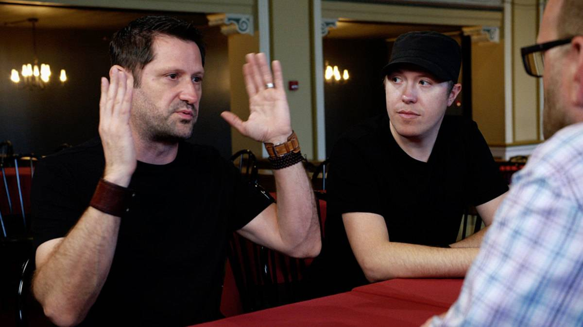ghost hunters tv show