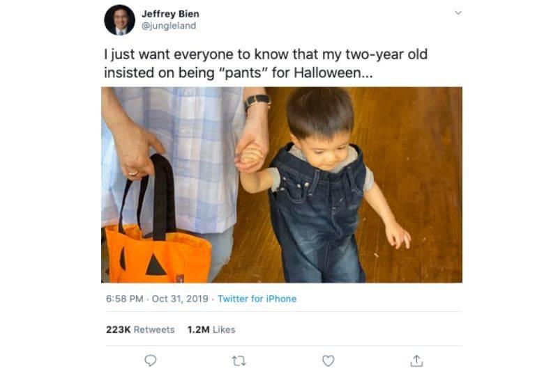 pants for halloween costume