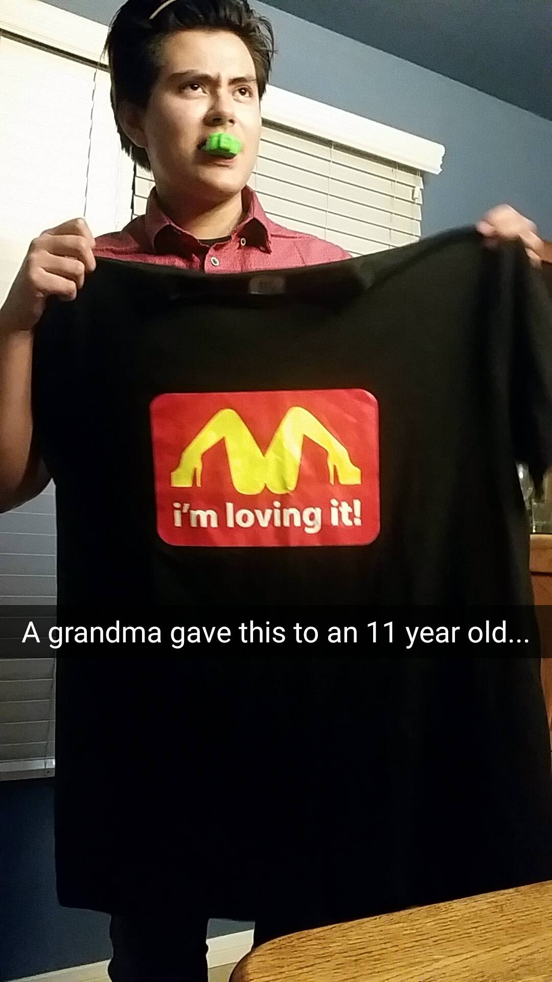 grandma innapropriate tshirt gift