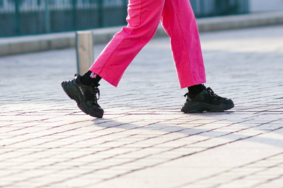 Street Style In Paris - September 2020