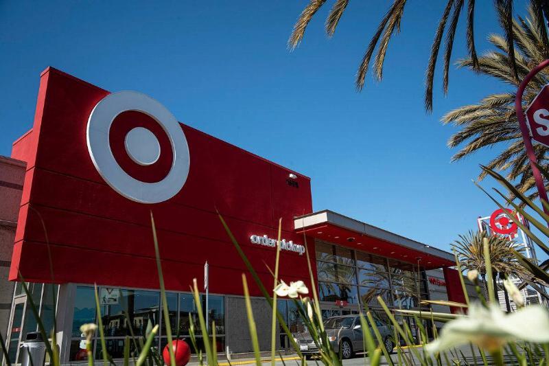 A Target Corp. store in Emeryville, California, U.S
