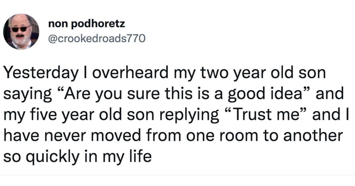People Are Sharing Their Wildest Parenting Moments On Twitter