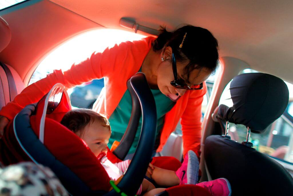 Your Car Seat Shouldn't Be Installed Loosely